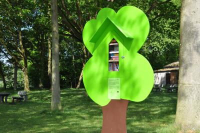 Zie jij de Boekenbomen door het bos?